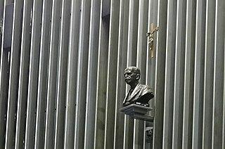 Bust of Rui Barbosa