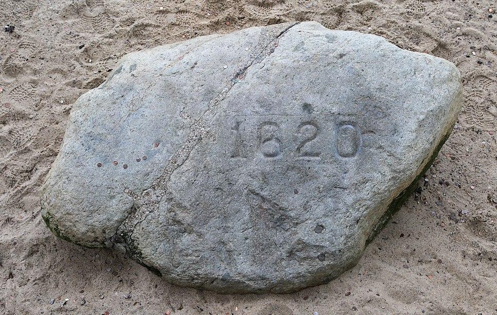Plymouth Rock, Plymouth, MA, jjron 03.05.2012