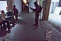 Poesía Uzi en el Mesón de Morella 03.jpg
