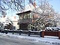 Pohled západní strana - ulice Bulharska.JPG