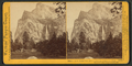 Pohono, or the Bridal Veil, 900 feet, from the Coulterville Trail, by Watkins, Carleton E., 1829-1916 2.png