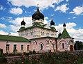 Pokrova Nunnery Pokrova Church Kyiv.JPG