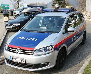 Law enforcement in Austria Overview of law enforcement in Austria