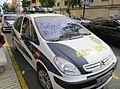 Police car of Spain 02.JPG