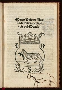 Delle meravigliose cose del mondo, 1496