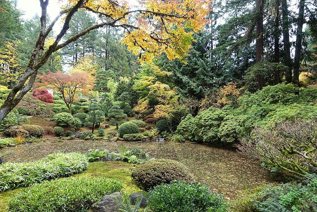 File:Pond - Portland Japanese Garden - Portland, Oregon - DSC08269 ...