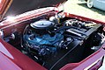 Pontiac Bonneville 1960 Sport Coupe engine Lake Mirror Cassic 16Oct2010 (14874122301).jpg