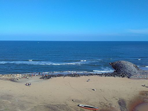 Poompuhar-Beach-view-from-Lighthouse