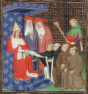 Pope Innocent IV - Pope Innocent IV sends Dominicans and Franciscans out to the Tartars (Mongols)