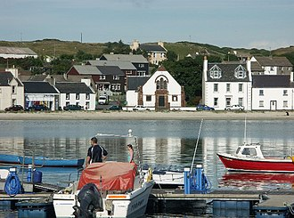 Port Ellen - Image: Port Ellen, Islay