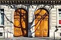 Portes entrée immeuble 288 boulevard St-Germain Paris 2.jpg