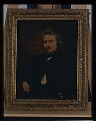 Portrait du peintre