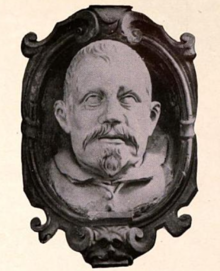 Portrait of Asprilio Pacelli from a monument in Saint John's Archcathedral in Warsaw, Poland.png