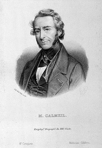 Louis-Florentin Calmeil - Image: Portrait of J. L. Calmeil Wellcome L0005491