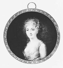 Portrait of a Woman, Said to Be the Comtesse de Guiche