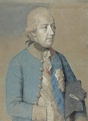 Portret van Joseph II van Oostenrijk (1741-90), Rooms-Duits keizer en later koning van Hongarije en Bohemen