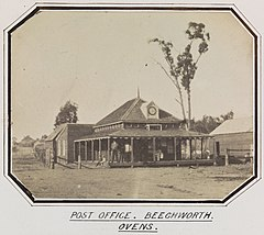 Post Office. Beechworth. Ovens. (8415568499).jpg
