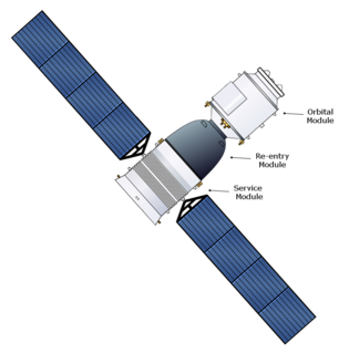 Shenzhou (spacecraft) Spacecraft from China, based on the Soyuz