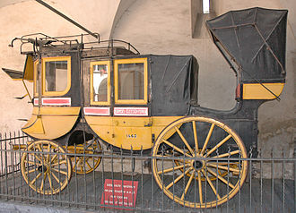Stagecoach - Stagecoach in Switzerland