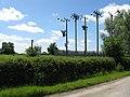 Power to Keyses Farm - geograph.org.uk - 839098.jpg