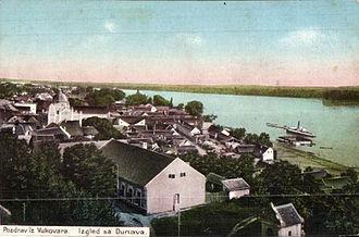 Vukovar - Vukovar in the Early 20th Century