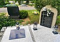 Poznan Junikowo cemetery Stanislaw Kowalski, socjolog.jpg