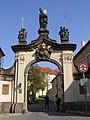 Praha, Strahovský klášter, hlavní brána 01.jpg
