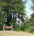 Prescott Beach sign - Prescott Oregon.jpg