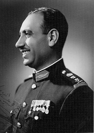 Abdul Salam Arif - Image: President Abd al Salam Arif