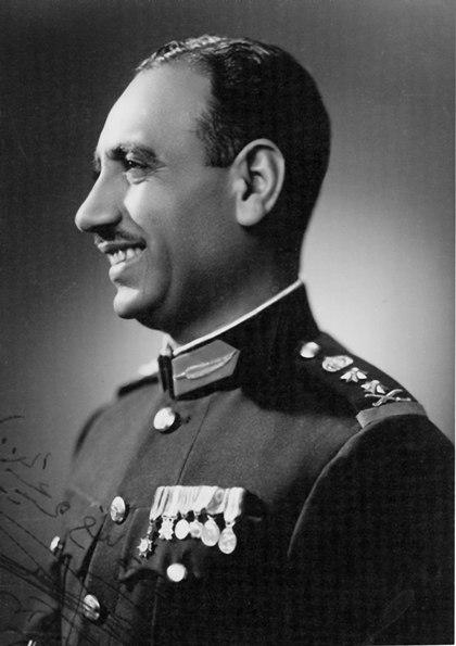 President Abd al-Salam Arif