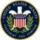 Seal of the United States Senate President Pro Tempore