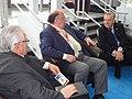 Primera reunión del GRULAC 2012-2014. De izq. a Der. Fernando Cordero, Presidente de la AN del Ecuador, el diputado Roberto León Ramírez congresista chileno y Oscar Piquinella, director de relaciones (8146247637).jpg