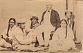 Prince Alfred with John Brander and Titaua and Moetia, 1870.jpg