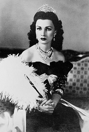 Fawzia Fuad of Egypt - Image: Princess Fawzia bint Fuad of Egypt