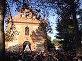 Procesión de la Virgen del Monte, romería 2014.jpg