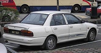 Proton Wira - Saloon (pre-facelift)