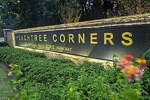 Peachtree Corners, Georgia - Gateway to Peachtree Corners
