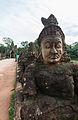 Puerta Sur, Angkor Thom, Camboya, 2013-08-16, DD 01.JPG