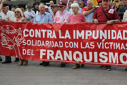 Puerta del Sol Franco Protest May 15 2014 01.JPG