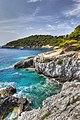 Punta Matano (^) - Isola di San Domino, Tremiti (FG) Italia - 21 Agosto 2013 - panoramio (1).jpg