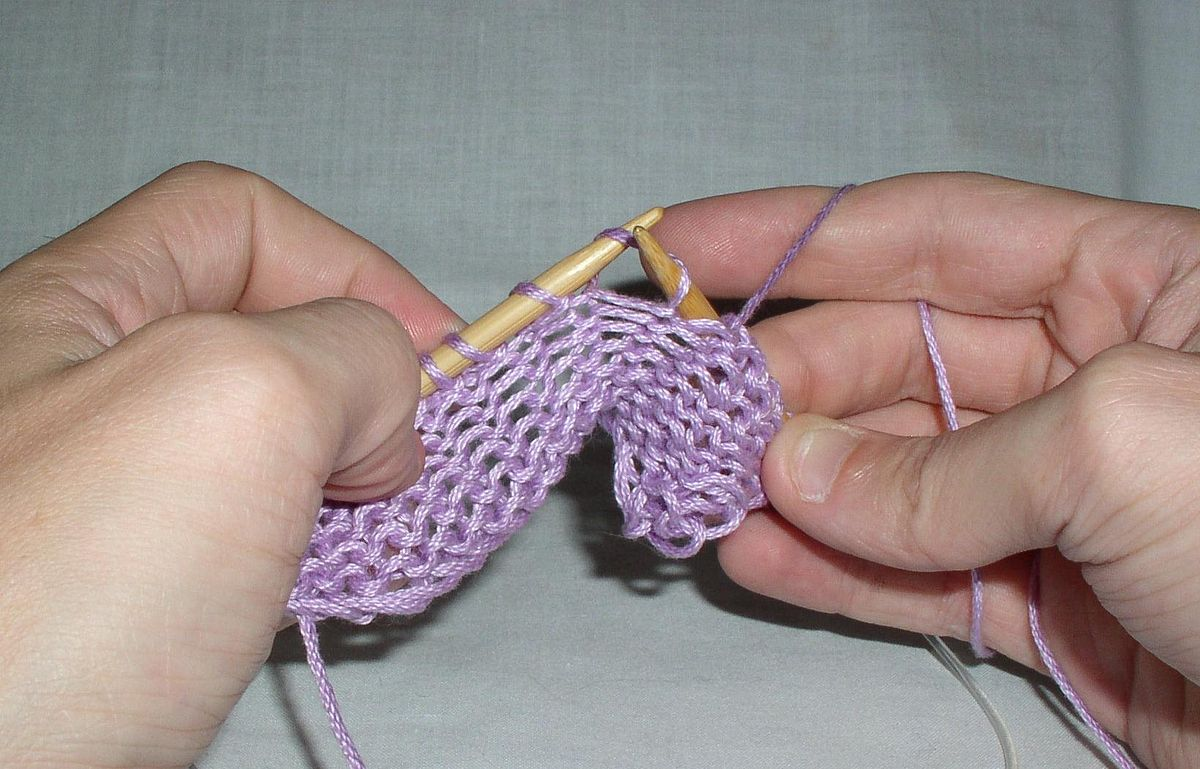 How To Knit A Small Dog Sweater For Beginners