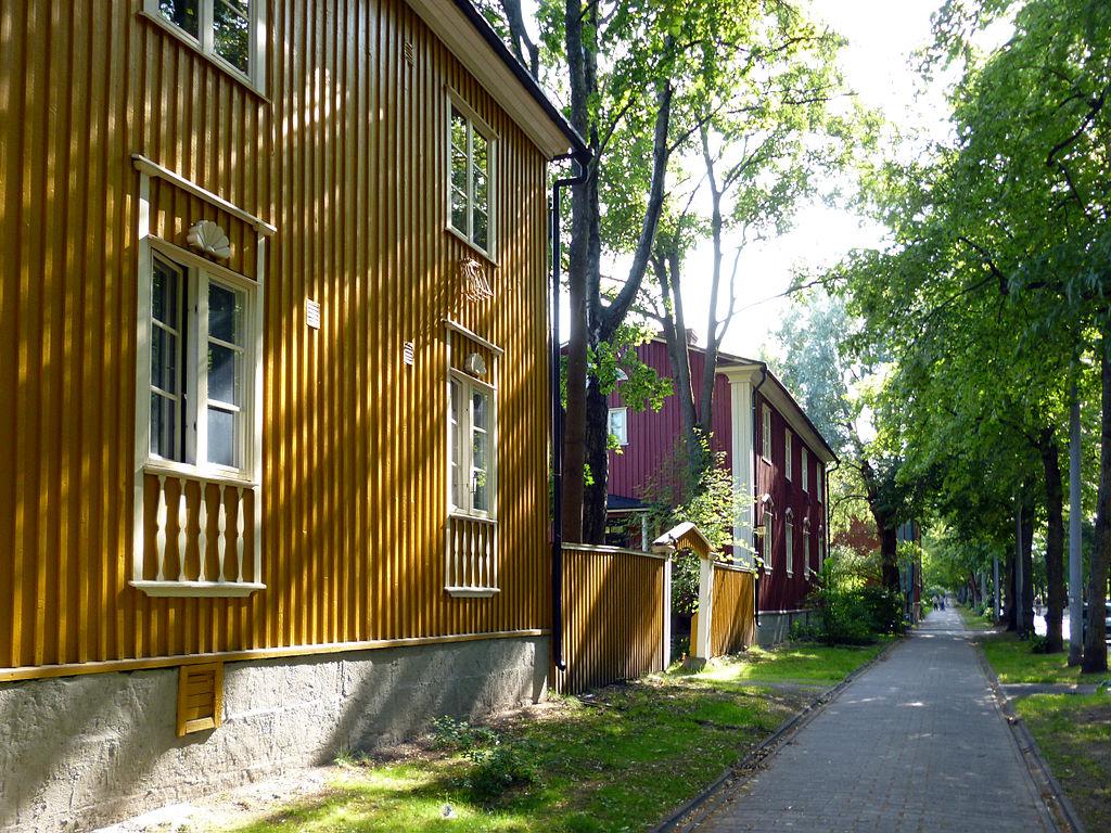 Helsinki Käpylä