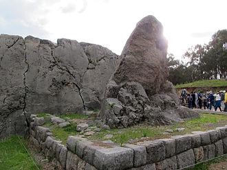Qenko - Monoliths at Qenko