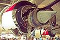 Qantas A380-800 VH-OQC Trent 900 engines.jpg