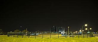 Mesaieed - Qatar Petroleum's headquarters in Mesaieed.