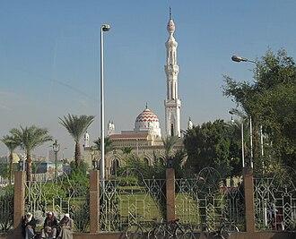 Qena - Qena Mosque