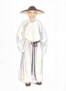 Qian Qianyi Chinese poet and historian