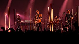 Queens of the Stone Age - SSE Arena Wembley - Saturday 18th November 2017 QOTSAWembley181117-29 (24730972488).jpg