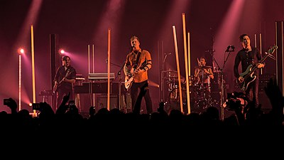 Picture of a band or musician: Queens Of The Stone Age