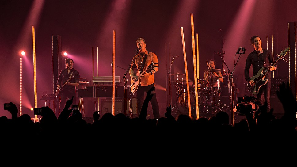 Queens of the Stone Age - SSE Arena Wembley - Saturday 18th November 2017 QOTSAWembley181117-29 (24730972488)